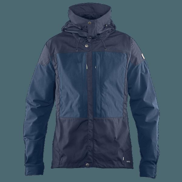 Keb Jacket Men (87211) Dark Navy-Uncle Blue
