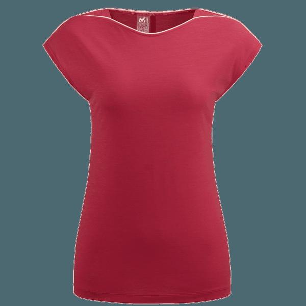 Cloud Peak Wool T-Shirt SS Women TANGO