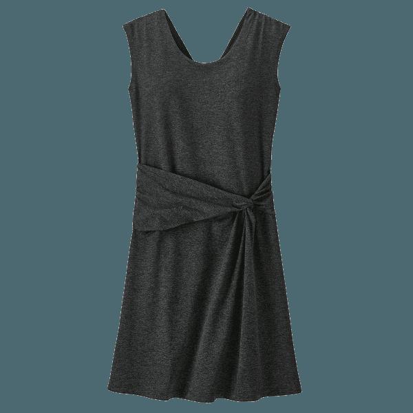 Seabrook Twist Dress Women Forge Grey