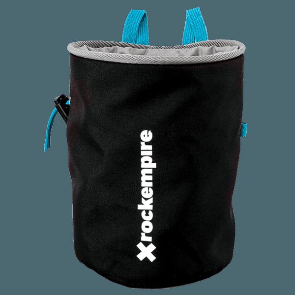 Chalk Bag Basic Black/Aqua