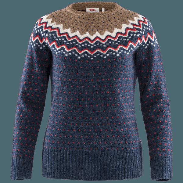 Övik Knit Sweater Women Navy