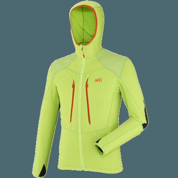 Pierrament Jacket Men (MIV7041) ACID GREEN/ORANGE