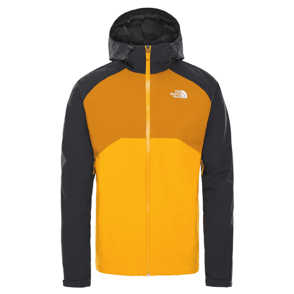 Stratos Jacket Men (CMH9) SUMMTGOLD/TNFBLK/CITRNYLW