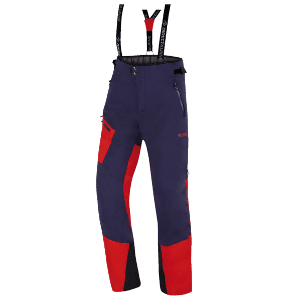 Eiger 5.0 Pants Men indigo/brick