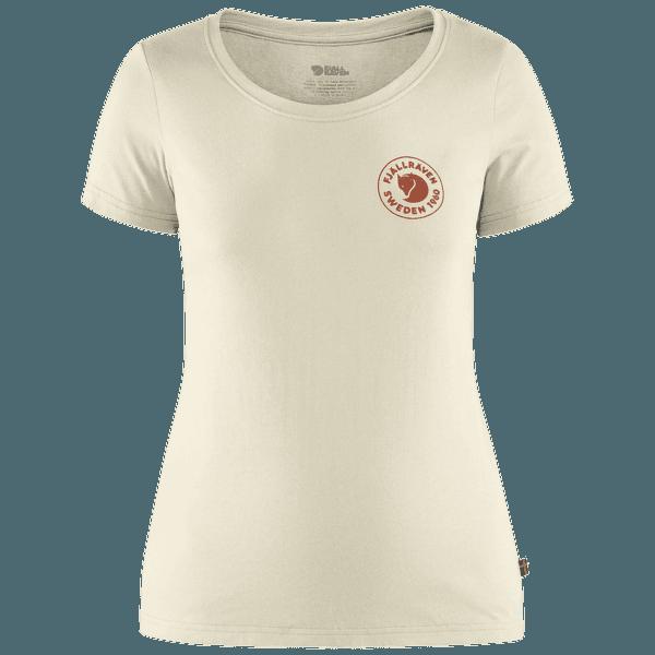1960 Logo T-shirt Women Chalk White