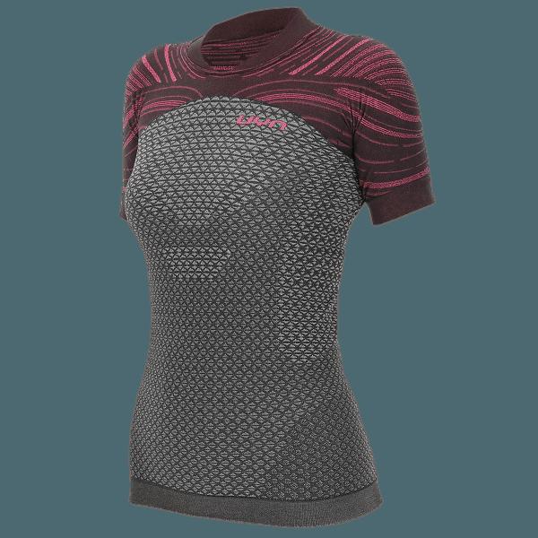 Running Alpha Coolboost OW Shirt Women Dawn Grey/Pink Gloss