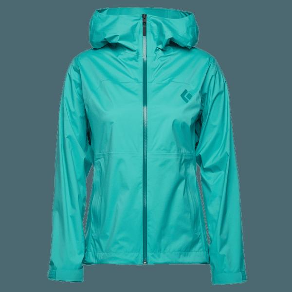 StormLine Stretch Rain Shell Women Dark Patina