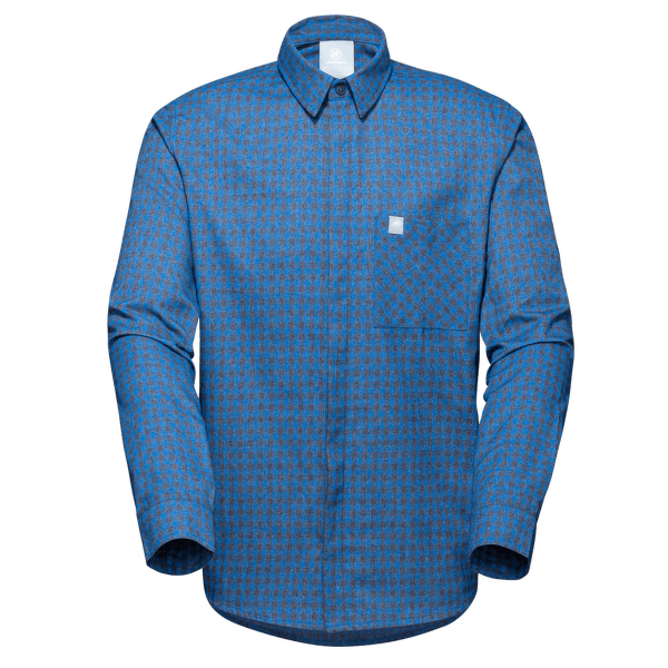 Winter Longsleeve Shirt Men ice-marine