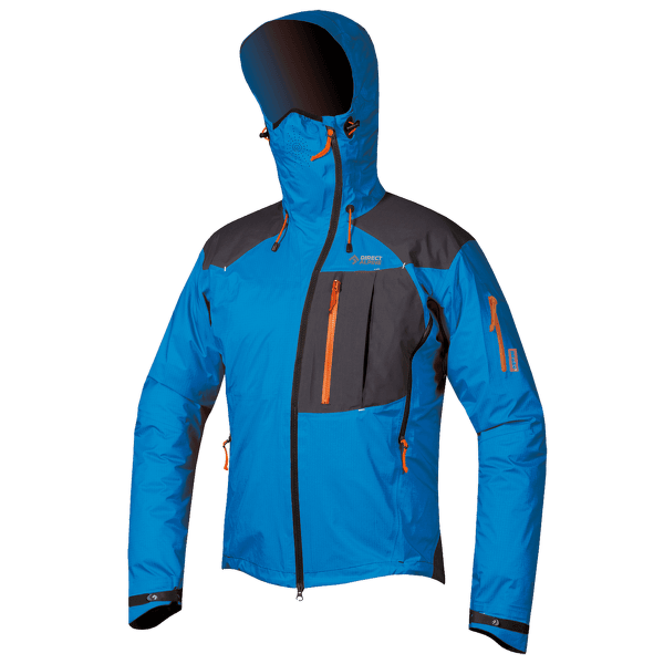 Guide 5.0 Jacket Men Blue/anthracite