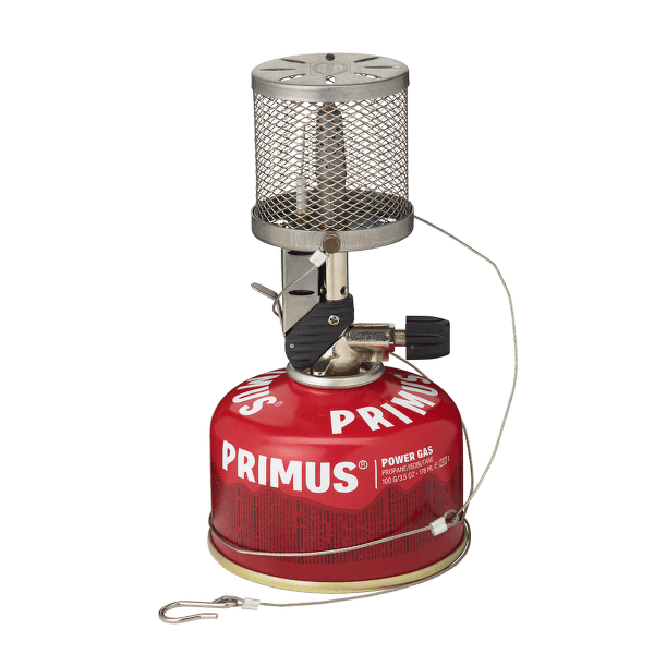 Micron Lantern Steel