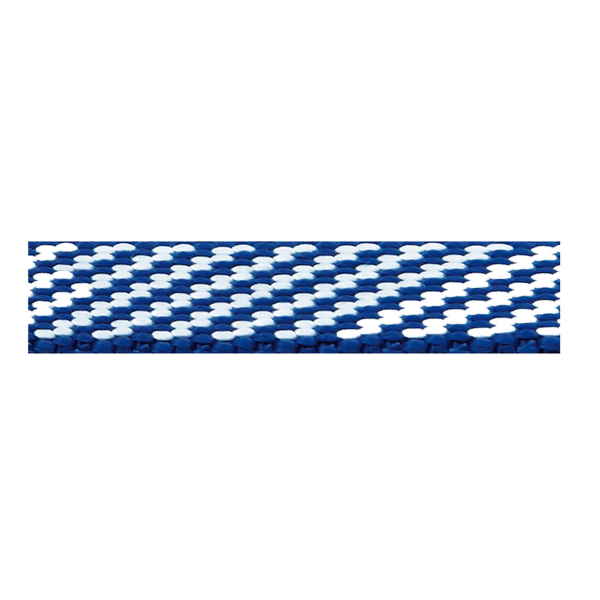 Popruhové smyčky otevřené dyneema (13 mm) modrá 562
