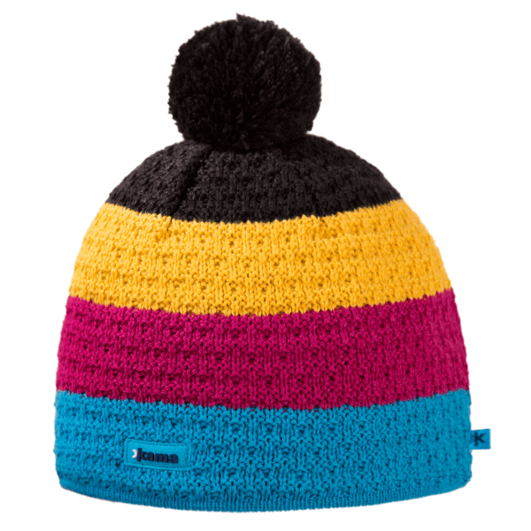 A50 Knitted Hat yellow