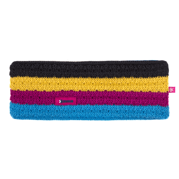 C20 Knitted Headband yellow