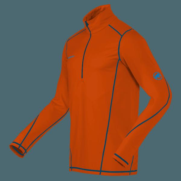 Moench Longsleeve Men (1041-06910) dark orange 2088
