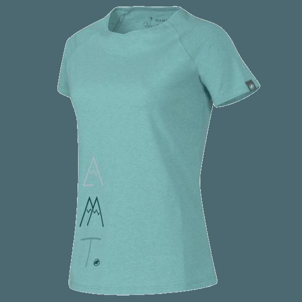 Meteora T-Shirt Women fiji melange 5773