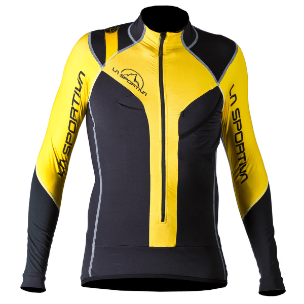 Syborg Racing Jacket Men (A13) GREY/YELLOW