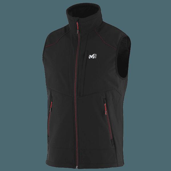 Track Vest Men NOIR/NOIR