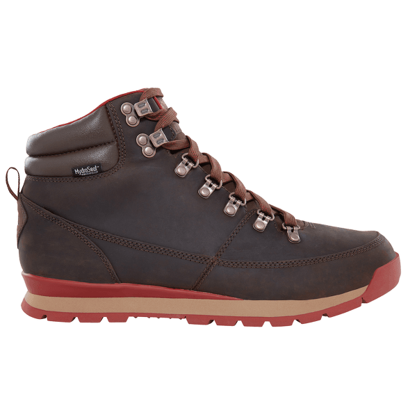 Back To Berkeley Redux Leather Men CARAFE BROWN/KETCHUP RED