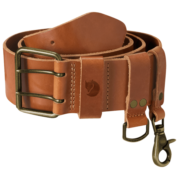 Equipment Belt Leather Cognac