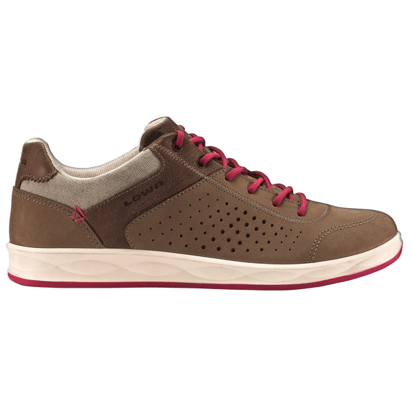 San Francisco GTX Women taupe/berry