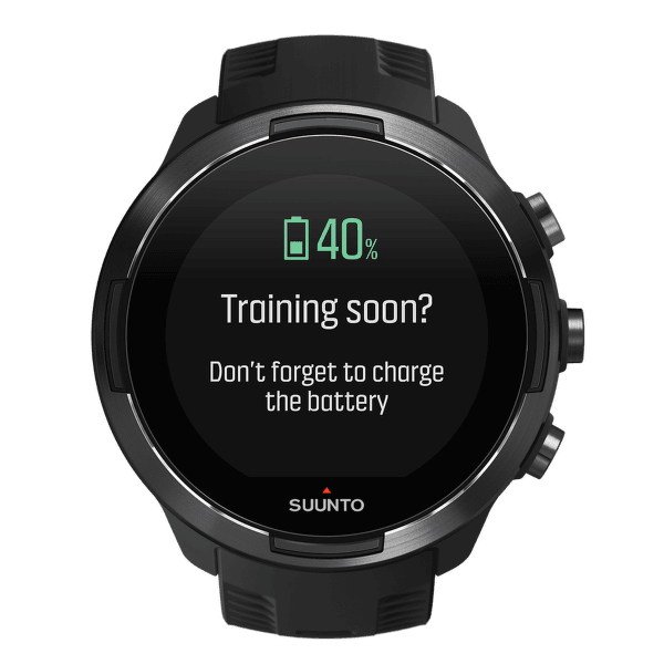 Suunto 9 G1 Baro Black HR