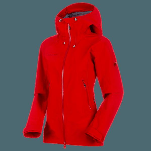 Ridge HS Hooded Jacket Women 3465 magma