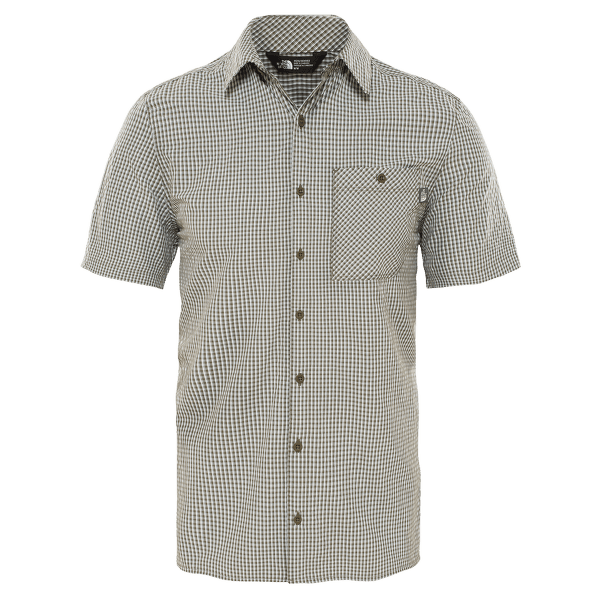S/S Hypress Shirt Men NEW TAUPE GREEN