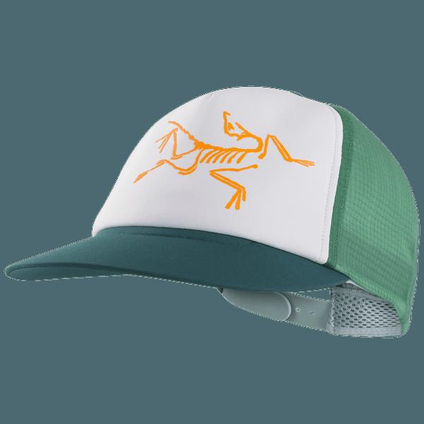 Bird Trucker Hat Levitate/Labyrinth/Delos Grey
