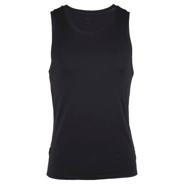Anatomica Tank Men Black001