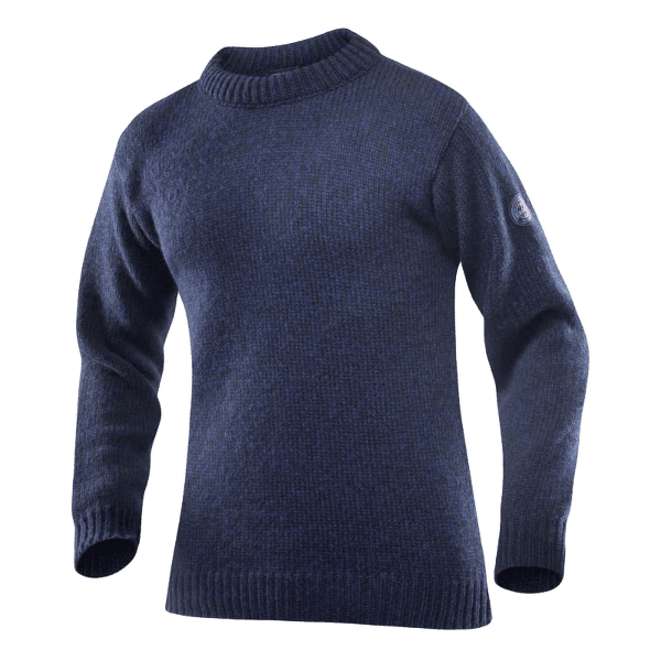 Nansen Sweather Crew Neck DARK BLUE