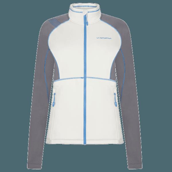 Luna Jacket Women White/Steel
