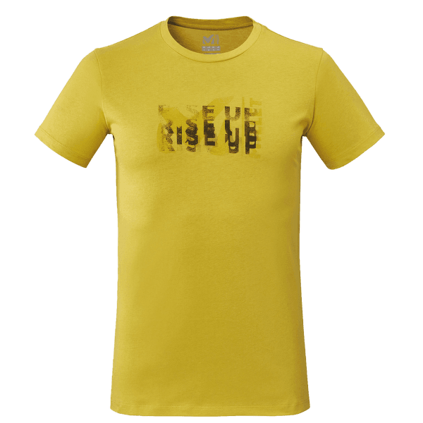 Millet Paint T-Shirt SS Men MUSTARD