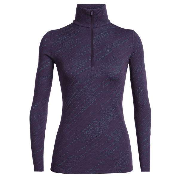Vertex LS Half Zip Snow Storm Women Lotus