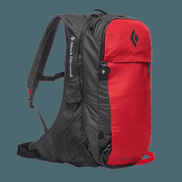 JetForce Pro Booster 25L Red