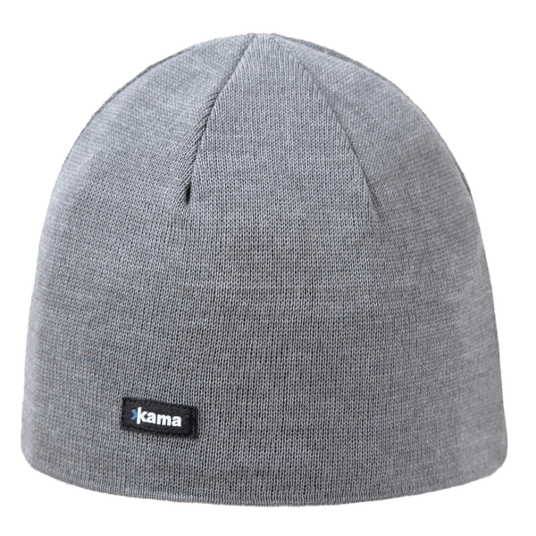 A02 Knitted Hat Grey