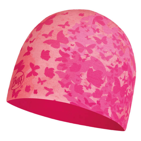 Micro & Polar Hat Child Butterfly Pink BUTTERFLY PINK