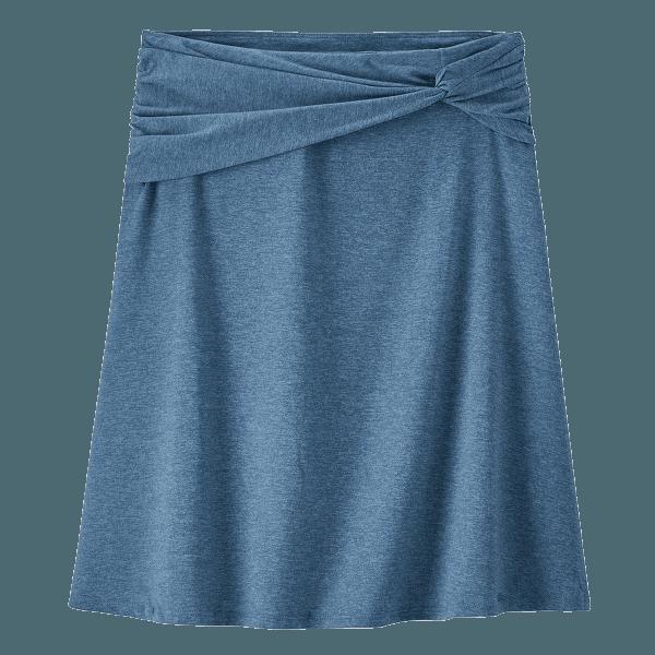 Seabrook Skirt Women Pigeon Blue