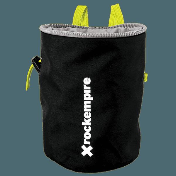 Chalk Bag Basic Black/Lime