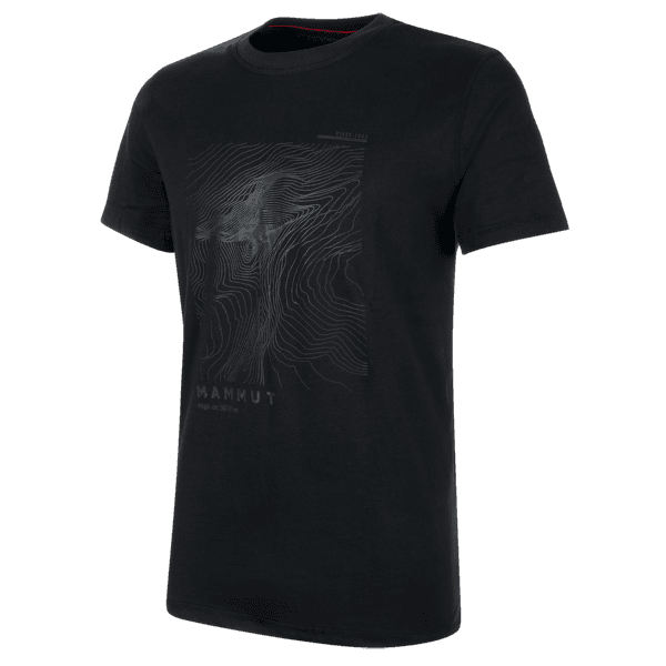 Massone T-Shirt Men (1017-00950) black PRT2