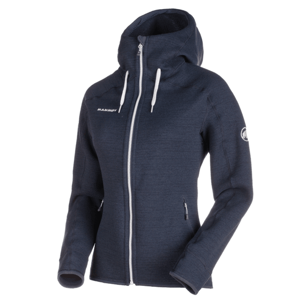 Arctic ML Hooded Jacket Women (1014-15703) marine melange 5784