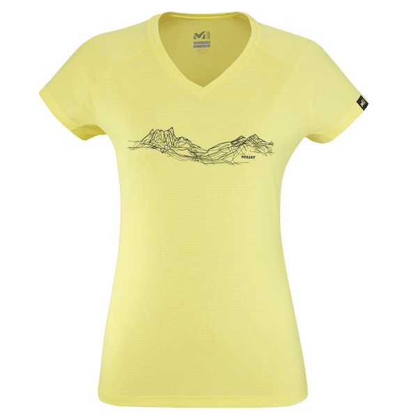 MOUNTAIN LINES T-SHIRT SS Women