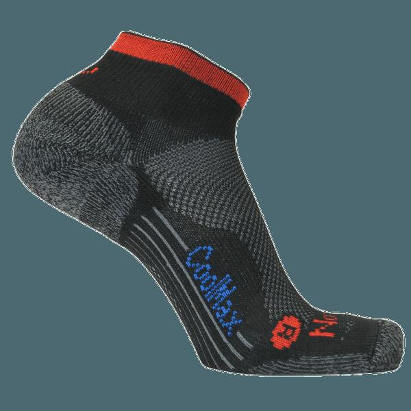 Multisport Shorty Černá/Červená
