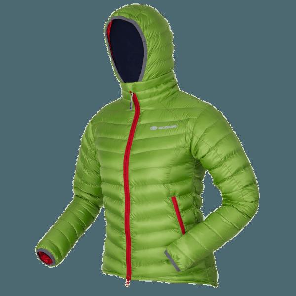 Apron Hooded Women green