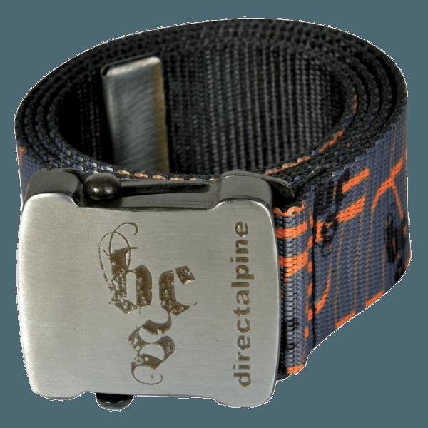 Belt D.A grey/orange