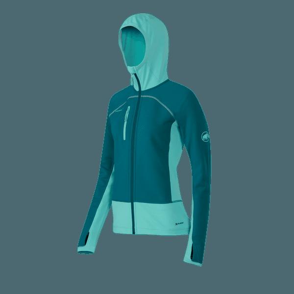 Aconcagua Pro ML Hooded Jacket Women dark pacific-fiji 5764