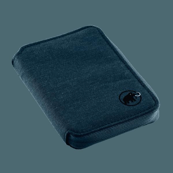 Zip Wallet Mélange dark chill 5851