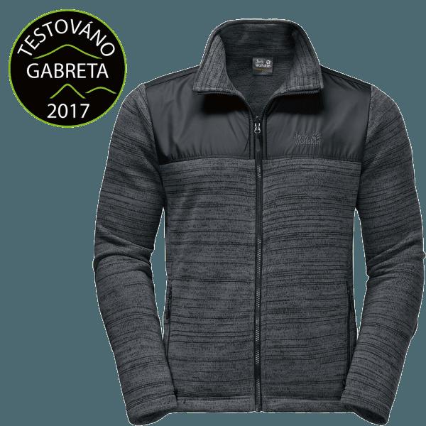 Aquila Jacket Men dark iron 6116