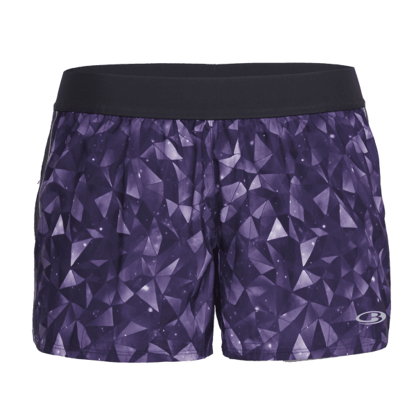 Comet Shorts Lattice Sky Women