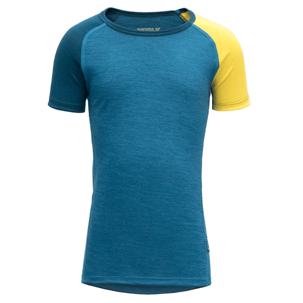 Breeze Kid Shirt Blue