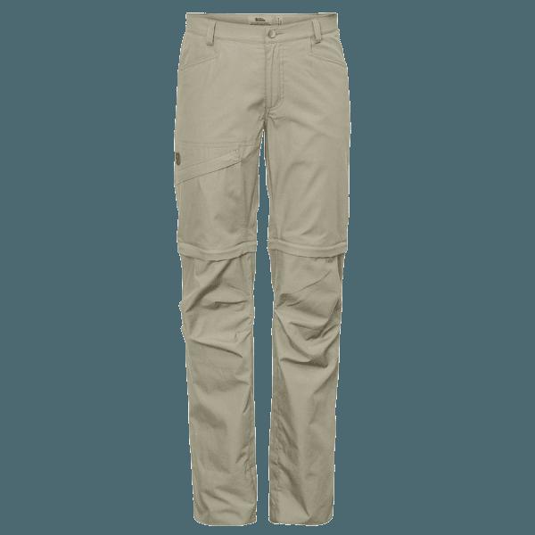 Daloa Shade Zip-Off Trousers Women Limestone